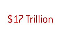 17 Trillion Dollars