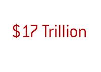 17 Trillion Dollars