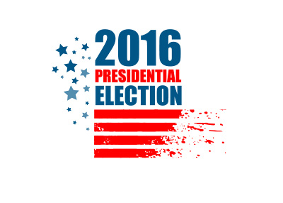The 2016 US Presidential Debate - Logo - Unofficial