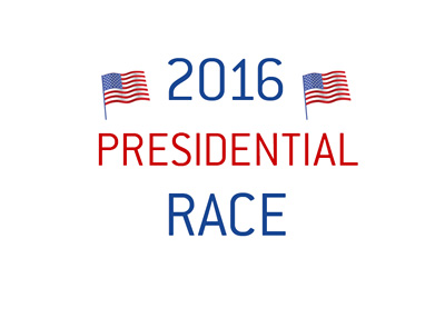 The United States presidential race - Elections 2016