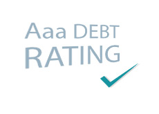 -- Aaa Debt Rating - Check --