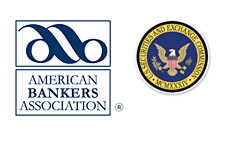 american bankers association - aba - and securities and exchange commission - sec - logo - logos