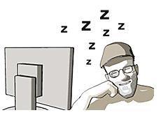 how to pull an all nighter - stay up all night