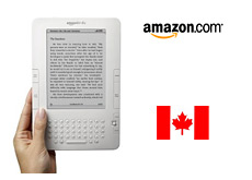-- Amazon.com Kindle - Available for purchase in Canada --