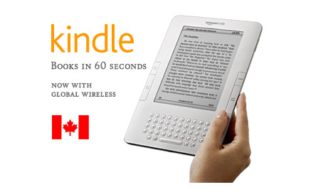 -- Amazon Kindle Canada - Where to Buy --