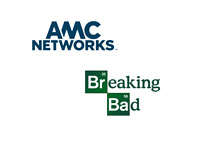 AMC Networks Inc and Breaking Bad - Logos