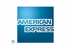 company logo - american express - card application