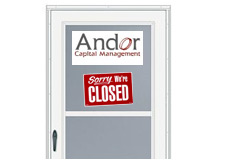 company logo - andor capital management