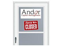 company logo - andor capital management