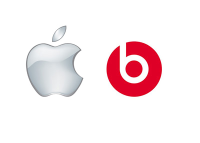 Apple and Beats by Dre - Logos