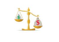 Balancing the Budget - Illustration