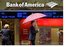 -- civil charges prepared against high - ranking Bank of America execs --