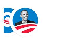 Barack Obama promotional material