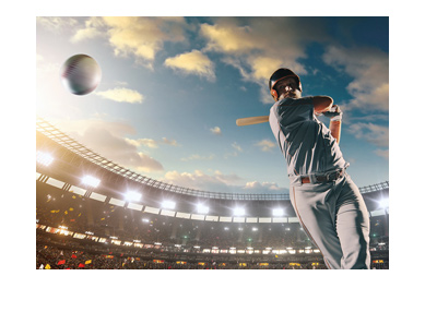 Baseball Home Run - North American sports to benefit from the supreme court rulling on sportsbetting.