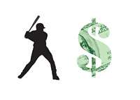 Baseball Riches - Illustration