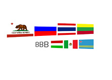 -- Countries with BBB credit ratings - California, Russia, Hungary, Thailand etc. --