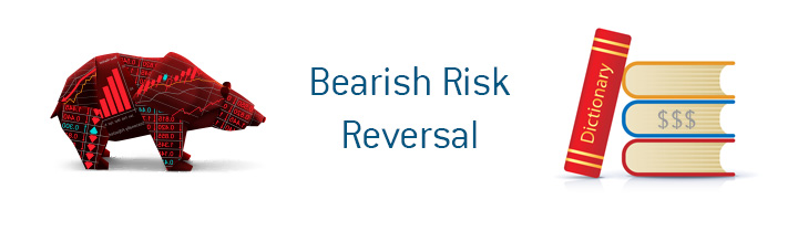 The Bearish Risk Reversal is a stock market trading strategy.
