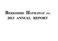 Berkshire Hathaway 2013 Annual Report - Logo