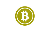 Bitcoin Logo - Round