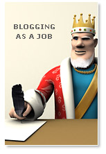 blogging as a job