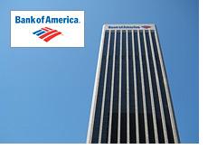 -- Bank of America Building - Los Angeles - California - Company Logo --