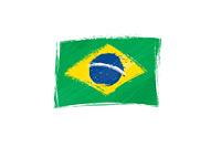 Brazil Flag - Illustration