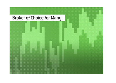 The broker of choice for many in this day and age.  Robinhood app.