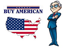 warren buffett - is suggestiong to buy american - famous investor