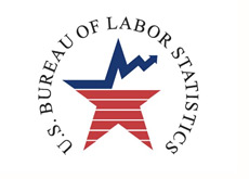 logo - bureao of labor statistics - usa