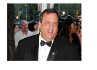 New Jersey Governor - Chris Christie - Time 100 Gala - 2011