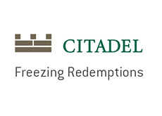 Citadel Investment Group logo -  writing below