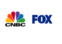 CNBC and Fox Broadcasting - Logos