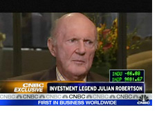 -- cnbc exlusive - julian robertson interview --