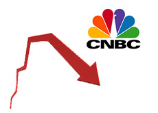 -- cnbc logo - Consumer News and Business Channel --