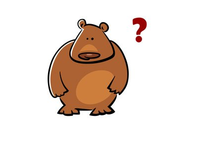 The market bear is confused.  Is the crash on the horizon?
