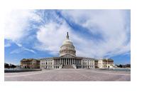 Congress - Capitol - Washington DC - Wide Angle Photo
