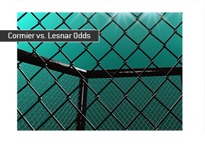Daniel Cormier vs. Brock Lesnar betting odds and fight preview.  Who is the favourite?