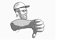 dave gives a thumb down to shady affiliate programs