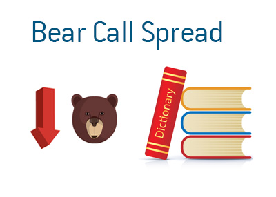 Definition of the Bear Call Spread when it comes to the stock market and trading - Financial Dictionary