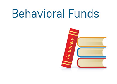 The meaning of the term behavioral funds - financial dictionary - Dave Manuel