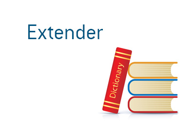 Definition of Extender when it comes to the budget and taxes. Dictionary of politics and finance related terms