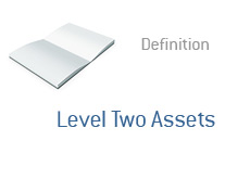 -- Term Definition - Level Two Assets --