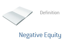 -- Negative Equity Definition - Dictionary entry --