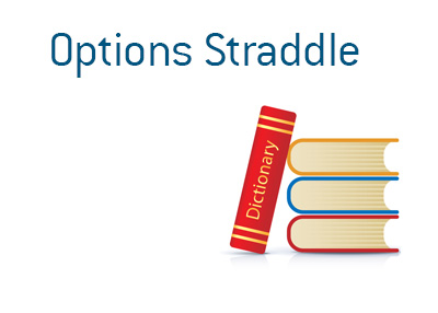 Definition and example of an Options Straddle - Financial dictionary - Stock market
