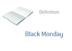 -- What is Black Monday - Finance term definition --