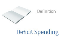 -- Term definition - Deficit Spending - Finance --