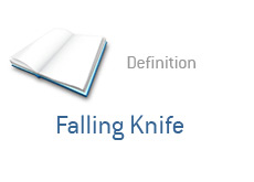 definition - term - falling knife