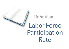 -- financial term definition - labor force participation rate --