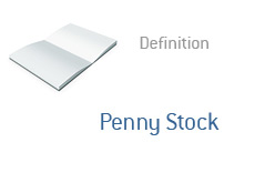 -- Penny Stock definition - financial term --