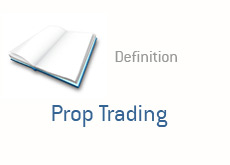 financial term definition - prop trading